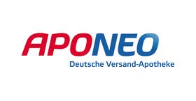 Logo der Versandapotheke Aponeo