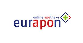 Logo der Versandapotheke Eurapon