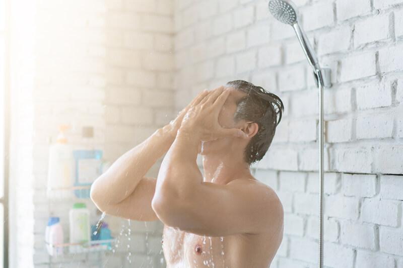 Mit guter Körperhygiene lässt sich Erkrankungen der Prostata vorbeugen.