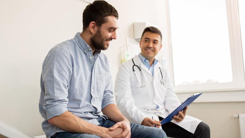 Urologin untersuchung bei Hodentastuntersuchung